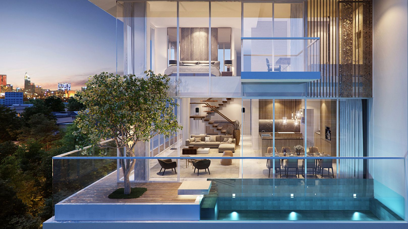 45 Exclusive Serenity Sky Villas In Ho Chi Minh City